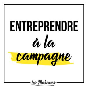 Entreprendre à la campagne